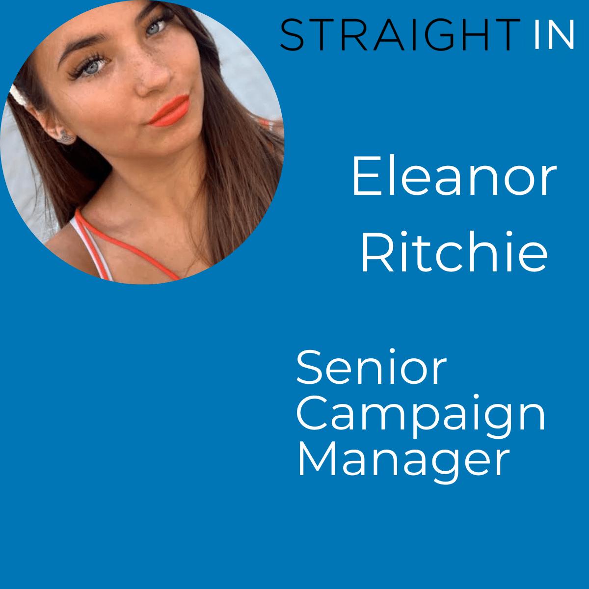 Eleanor Linkedin Lead Generation Straightin