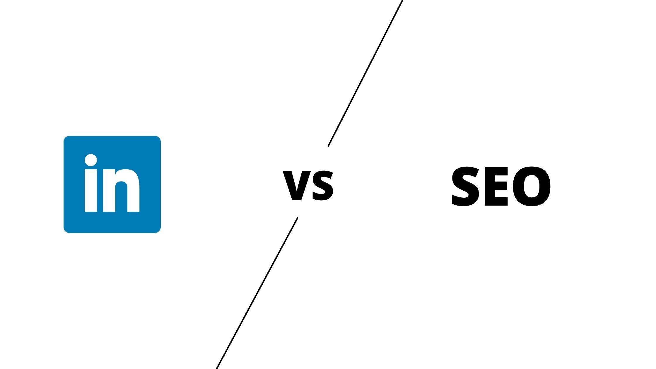 Linkedin vs SEO | StraightIn